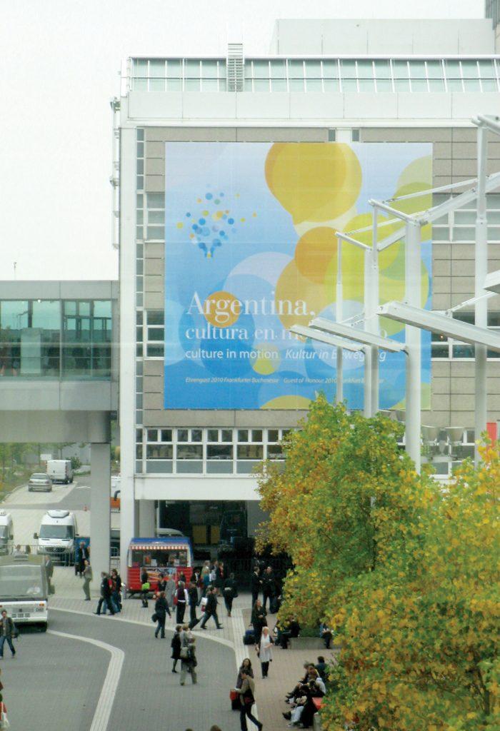 Argentina Cultura en Movimiento Feria Frankfurter Buchmesse 2010